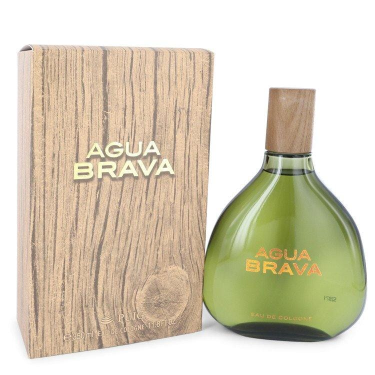 AGUA BRAVA by Antonio Puig Cologne 11.8 oz for Men - Oliavery