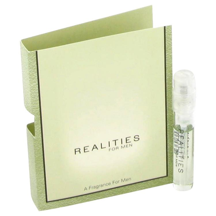 REALITIES by Liz Claiborne Vial (sample) .05 oz for Men - Oliavery