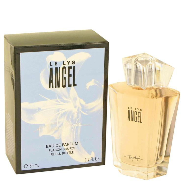 Angel Lily by Thierry Mugler Eau De Parfum Refill 1.7 oz for Women