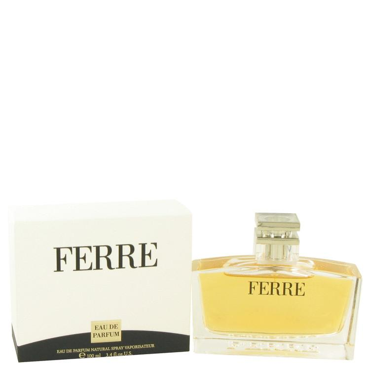 Ferre (New) by Gianfranco Ferre Eau De Parfum Spray 3.4 oz for Women - Oliavery