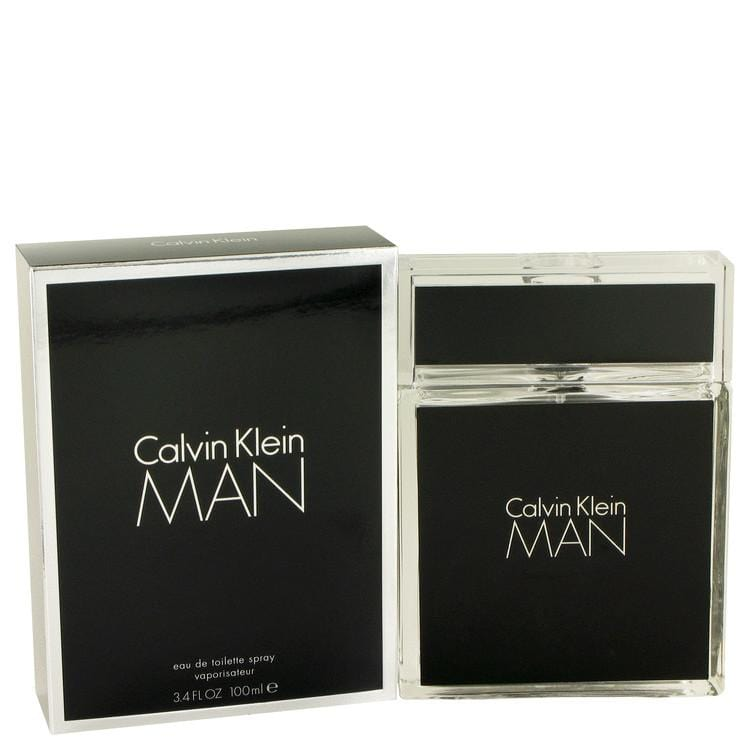 Calvin Klein Man by Calvin Klein Eau De Toilette Spray for Men - Oliavery