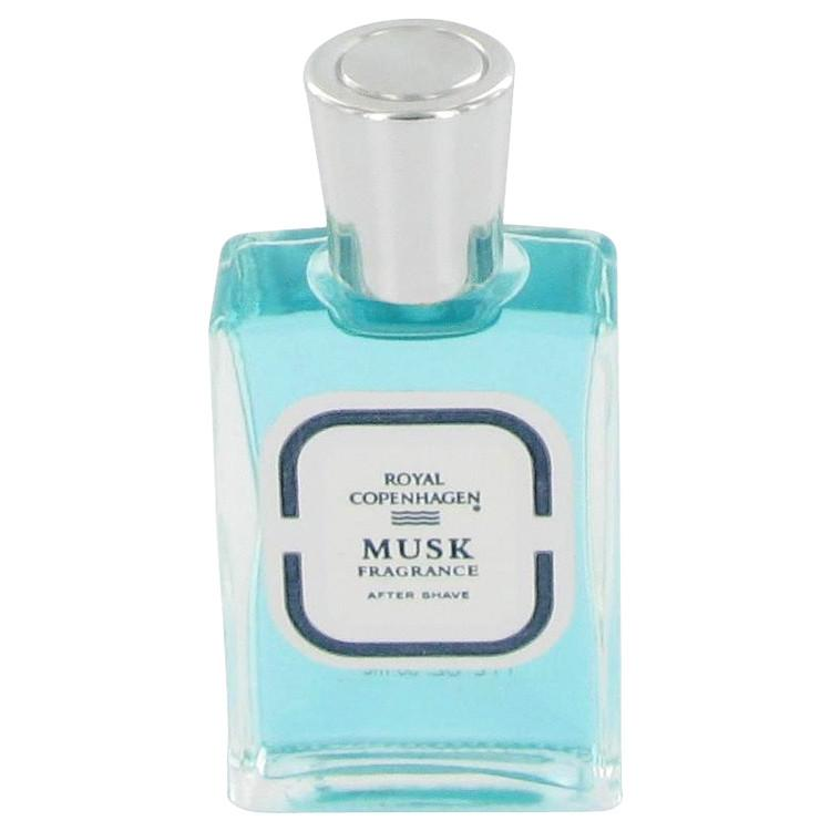ROYAL COPENHAGEN MUSK by Royal Copenhagen After Shave (unboxed) 1 oz for Men - Oliavery
