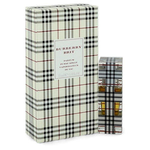 Burberry Brit by Burberry Pure Perfume Spray .5 oz for Women - Oliavery