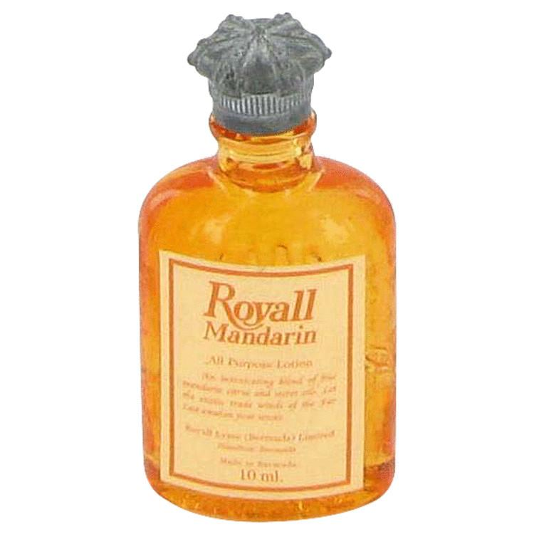 Royall Mandarin by Royall Fragrances Travel Mini .29 oz for Men