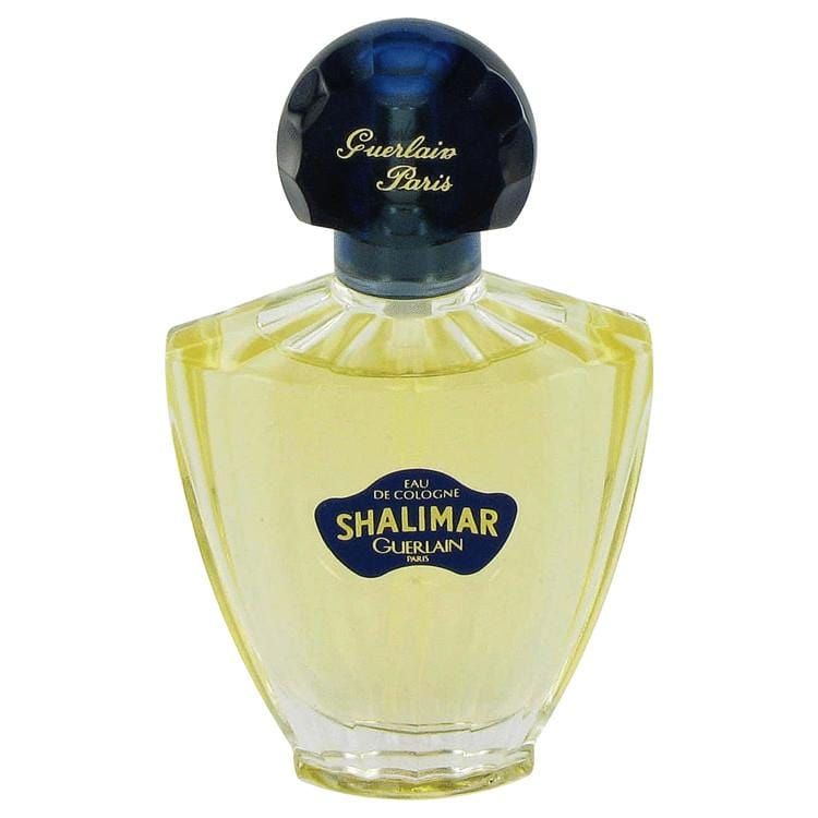 SHALIMAR by Guerlain Eau De Cologne Spray (unboxed) 2.5 oz for Women - Oliavery