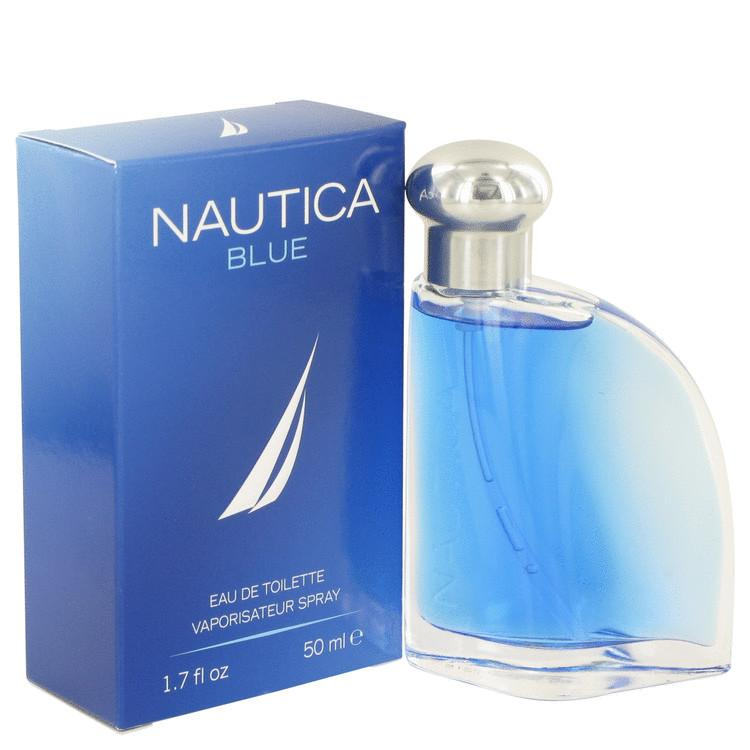 NAUTICA BLUE by Nautica Eau De Toilette Spray 1.7 oz for Men