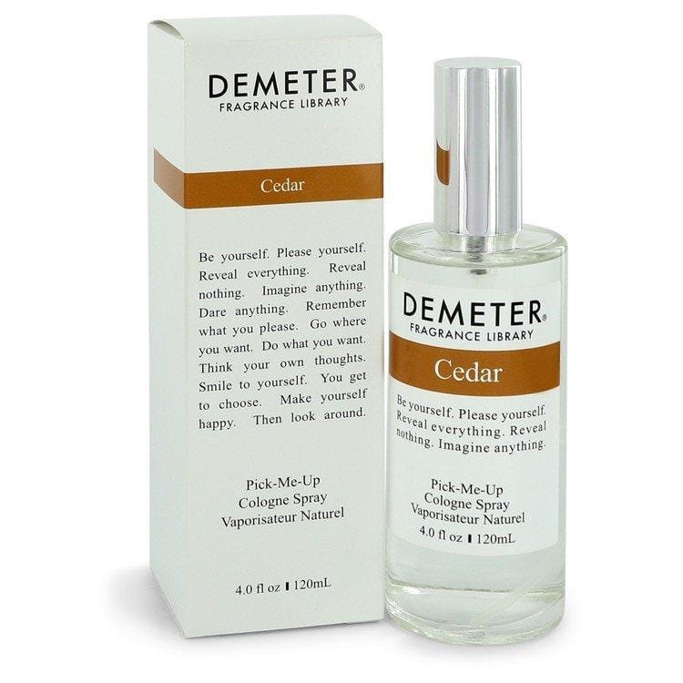 Demeter Cedar by Demeter Cologne Spray 4 oz for Women