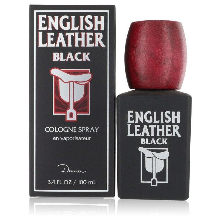 English Leather Black by Dana Cologne Spray 3.4 oz for Men - Oliavery