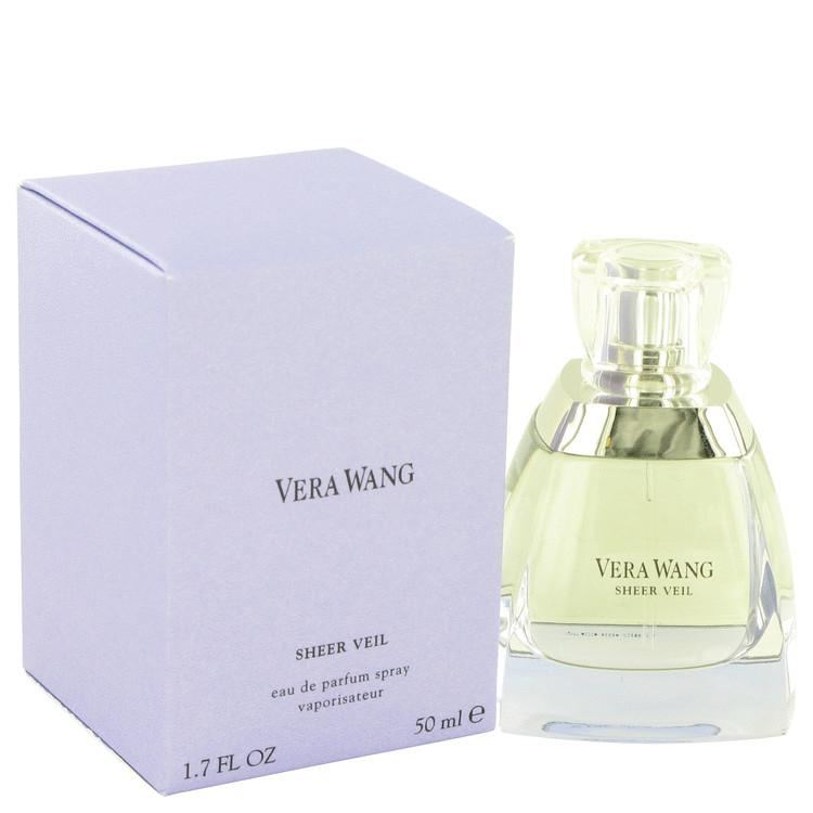 VERA WANG SHEER VEIL by Vera Wang Eau De Parfum Spray 1.7 oz for Women - Oliavery