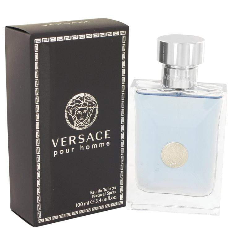 Versace Pour Homme by Versace Eau De Toilette Spray for Men - Oliavery