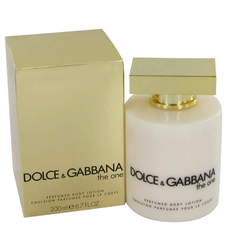 The One by Dolce & Gabbana Body Lotion for Women - Oliavery