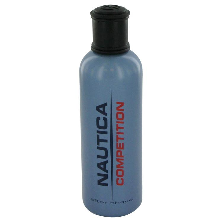 NAUTICA COMPETITION by Nautica After Shave (Blue Bottle unboxed) 4.2 oz for Men - Oliavery
