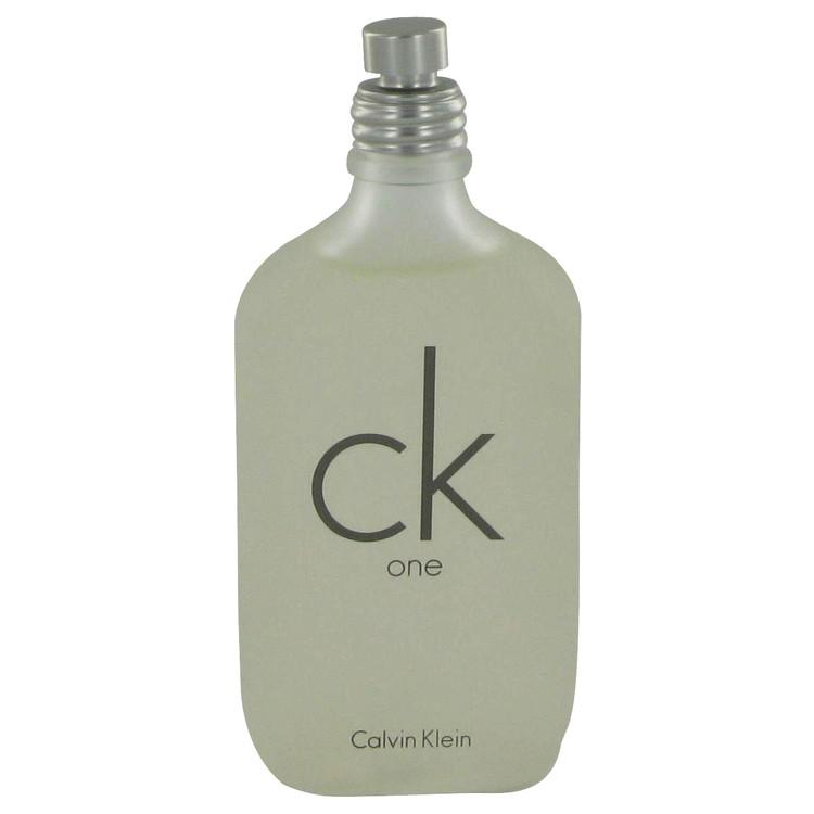 CK ONE by Calvin Klein Eau De Toilette Pour- Spray (Unisex unboxed) 3.4 oz for Men - Oliavery