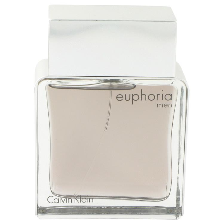 Euphoria by Calvin Klein Eau De Toilette Spray (unboxed) 3.4 oz for Men - Oliavery