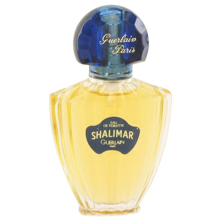 SHALIMAR by Guerlain Eau De Toilette Spray (unboxed) 1 oz for Women
