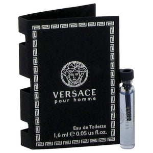 Versace Pour Homme by Versace Vial (sample) .06 oz for Men - Oliavery