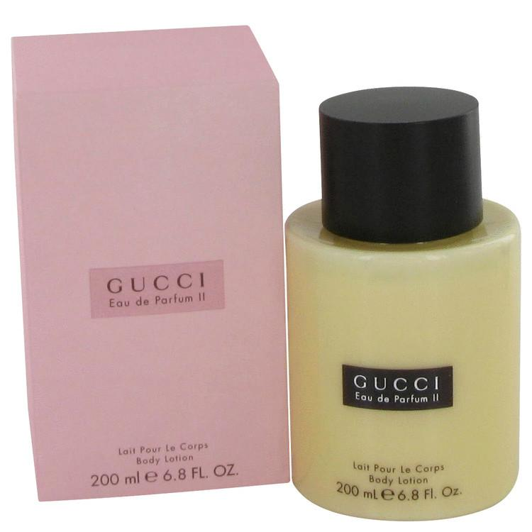 Gucci II by Gucci Body Lotion 6.8 oz for Women - Oliavery