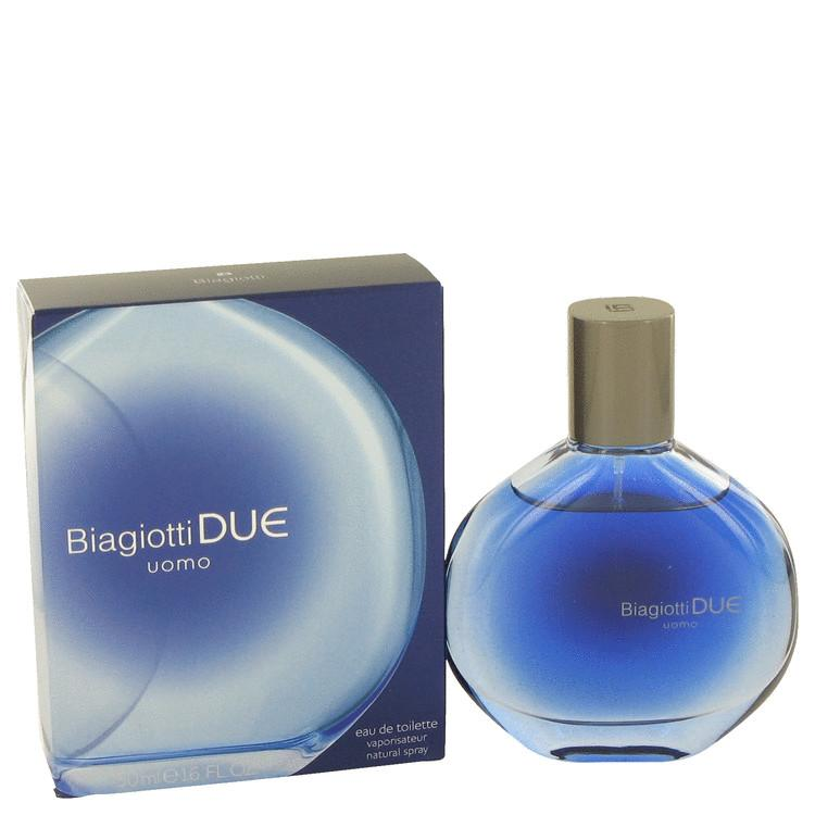 Due by Laura Biagiotti Eau De Toilette Spray for Men - Oliavery