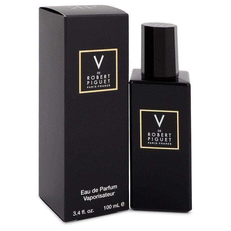 Visa (Renamed to Robert Piguet V) by Robert Piguet Eau De Parfum Spray (New Packaging) 3.4 oz for Women - Oliavery