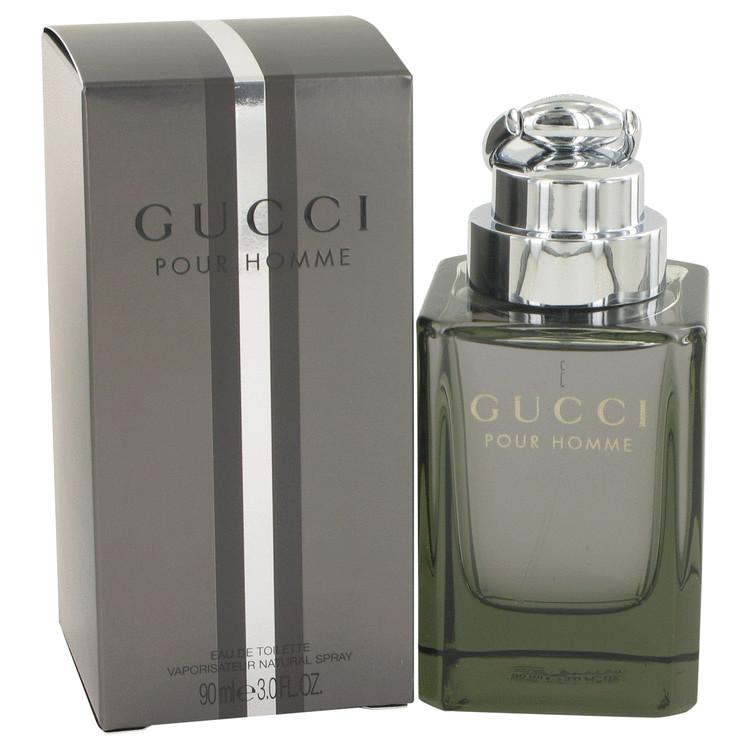 Gucci (New) by Gucci Eau De Toilette Spray for Men - Oliavery