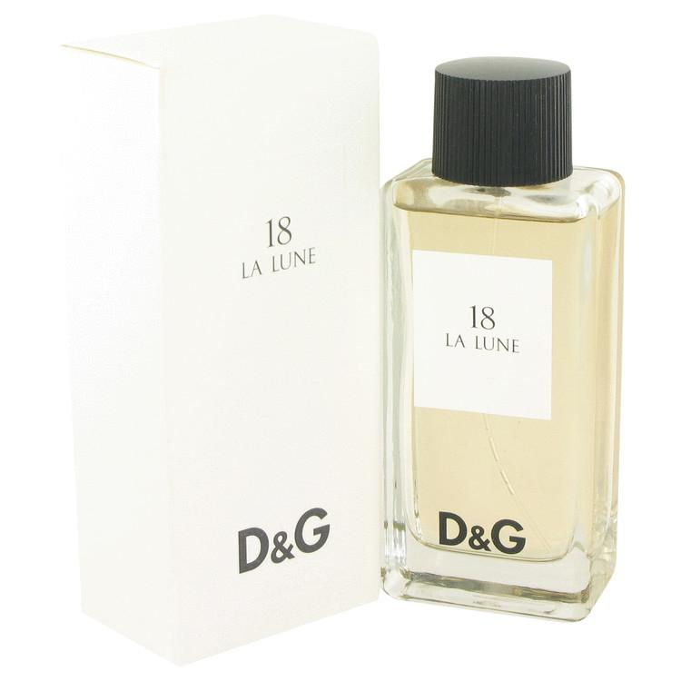 La Lune 18 by Dolce & Gabbana Eau De Toilette Spray 3.3 oz for Women - Oliavery