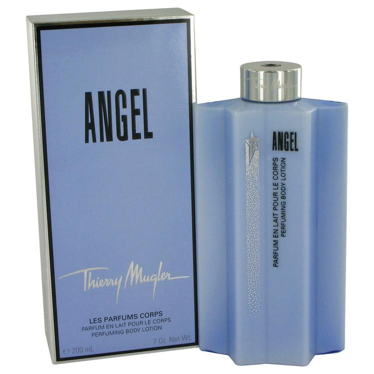 ANGEL by Thierry Mugler Perfumed Body Lotion 7 oz for Women - Oliavery