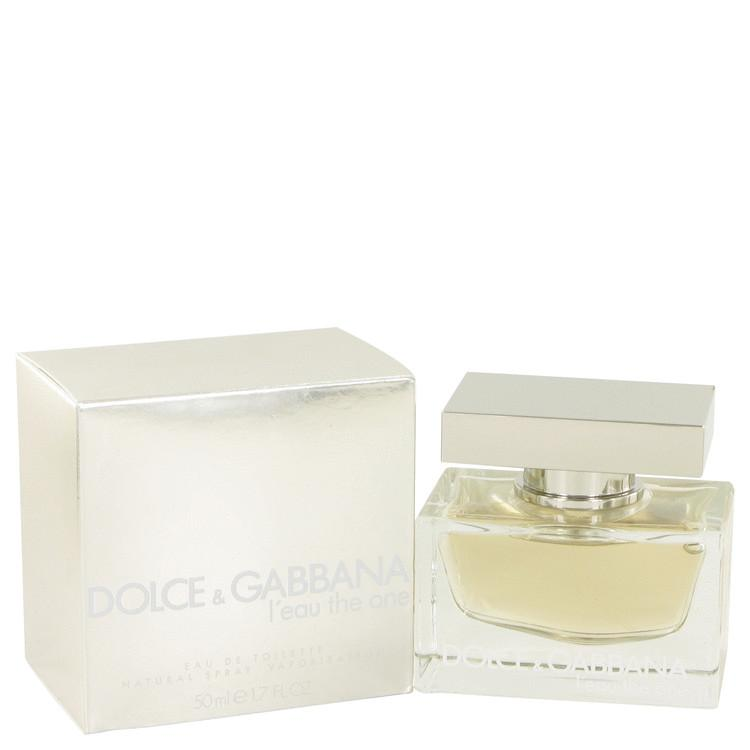 The One by Dolce & Gabbana Eau De Toilette Spray (New Packaging) for Women