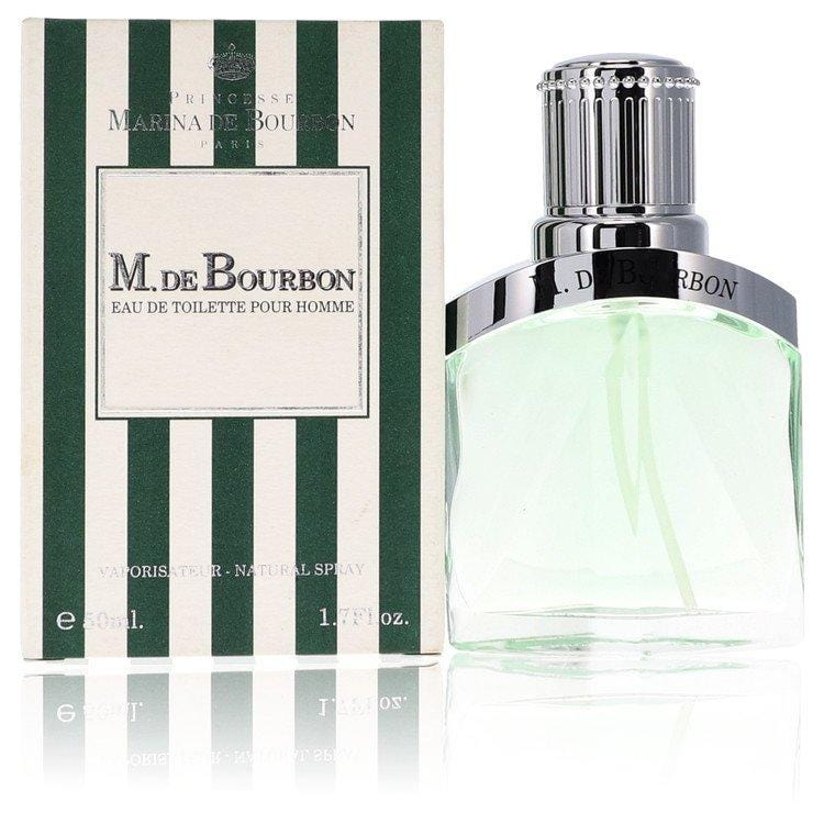 MARINA DE BOURBON by Marina De Bourbon Eau De Toilette Spray 1.7 oz for Men - Oliavery