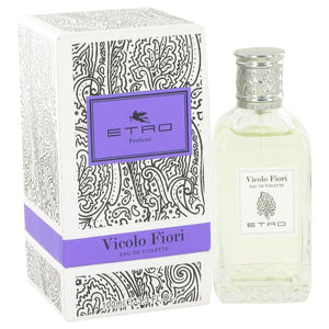 Vicolo Fiori by Etro Eau De Toilette Spray 3.3 oz for Men - Oliavery
