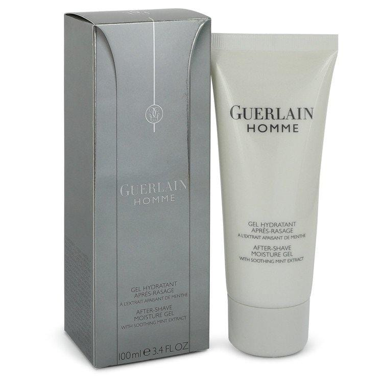 Guerlain Homme by Guerlain After Shave Gel 3.4 oz for Men