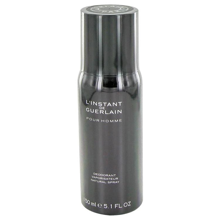 L'instant by Guerlain Deodorant Spray 5.1 oz for Men - Oliavery