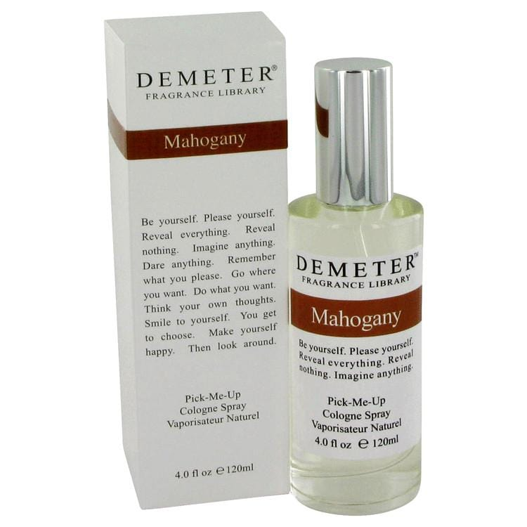 Demeter Mahogany by Demeter Cologne Spray 4 oz for Women - Oliavery