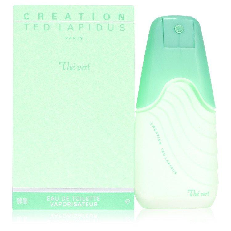 Creation The Vert by Ted Lapidus Eau De Toilette Spray 3.3 oz for Women - Oliavery