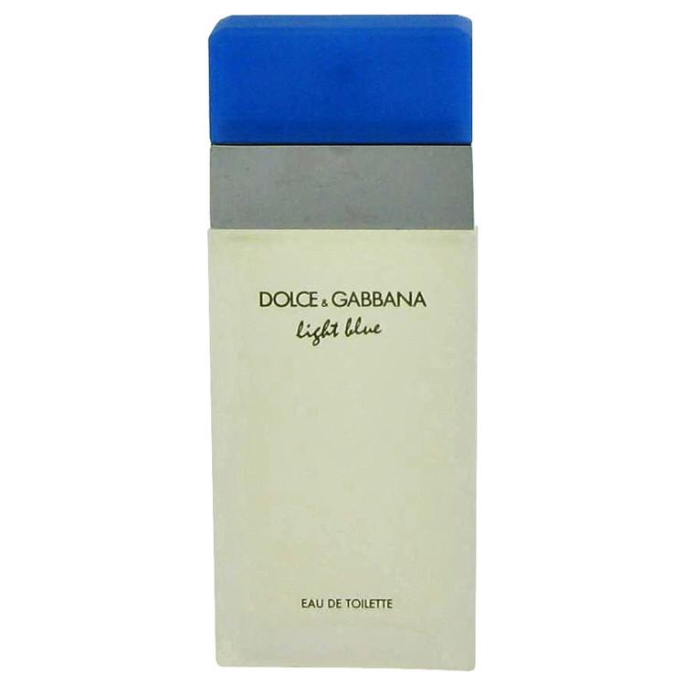 Light Blue by Dolce & Gabbana Eau De Toilette Spray (unboxed) 3.4 oz for Women