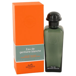 Eau De Gentiane Blanche by Hermes Eau De Cologne Spray 3.3 oz for Men - Oliavery