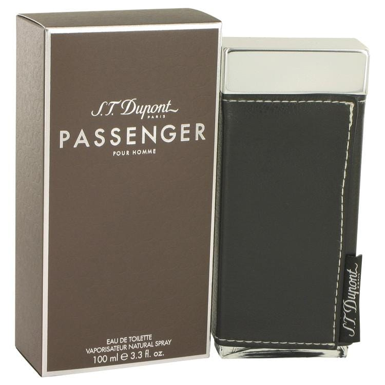 St Dupont Passenger by St Dupont Eau De Toilette Spray 3.3 oz for Men - Oliavery