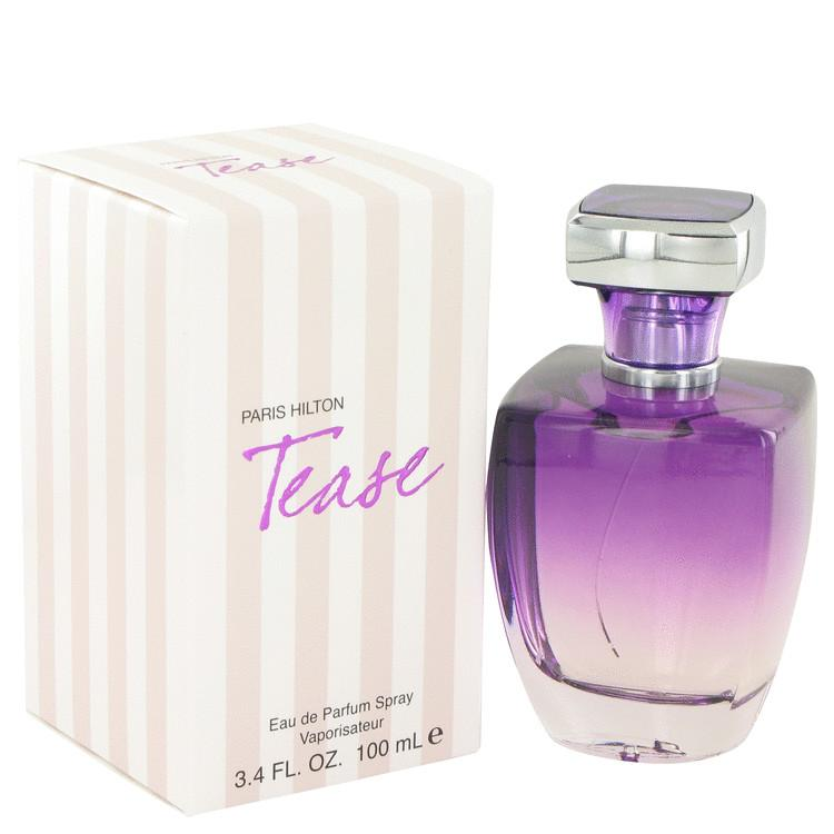 Paris Hilton Tease by Paris Hilton Eau De Parfum Spray 3.4 oz for Women - Oliavery