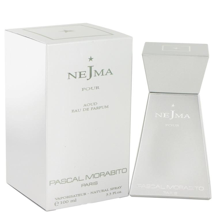 Nejma Aoud Four by Nejma Eau De Parfum Spray 3.4 oz for Men - Oliavery