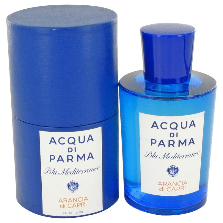 Blu Mediterraneo Arancia Di Capri by Acqua Di Parma Eau De Toilette Spray 5 oz for Women - Oliavery