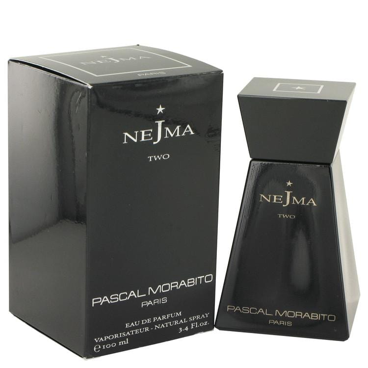 Nejma Aoud Two by Nejma Eau De Parfum Spray 3.4 oz for Men - Oliavery