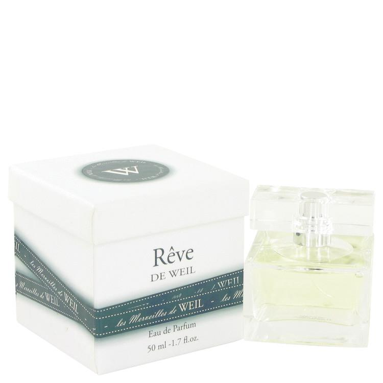 Reve De Weil by Weil Eau De Parfum Spray 1.7 oz for Women - Oliavery