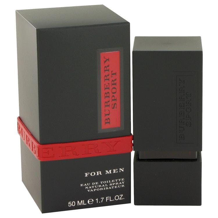 Burberry Sport by Burberry Eau De Toilette Spray 1.7 oz for Men