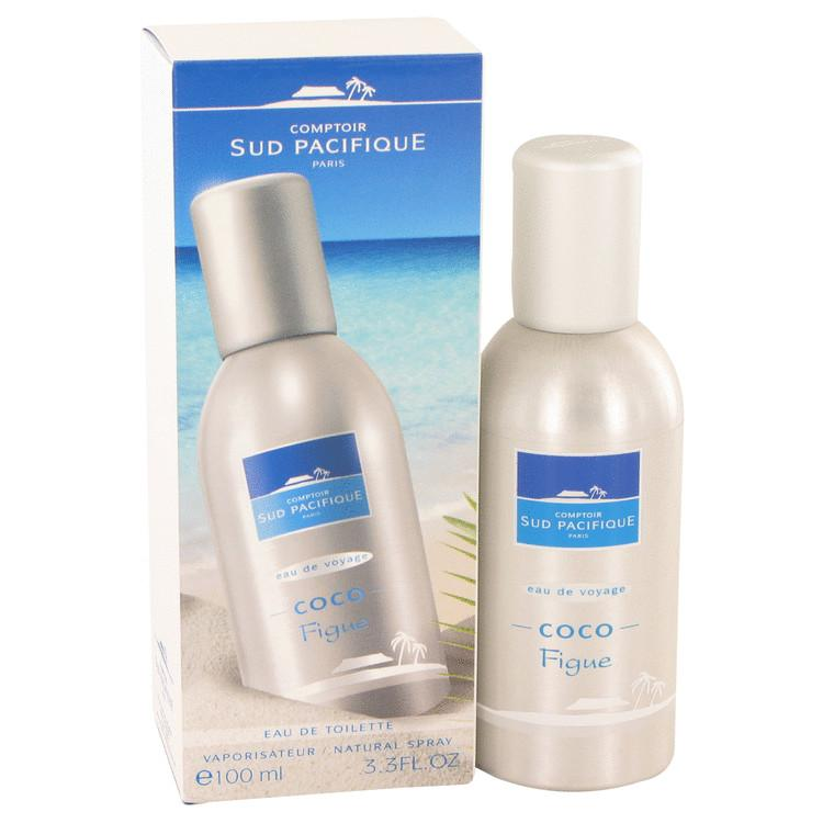 Comptoir Sud Pacifique Coco Figue by Comptoir Sud Pacifique Eau De Toilette Spray 3.3 oz for Women - Oliavery