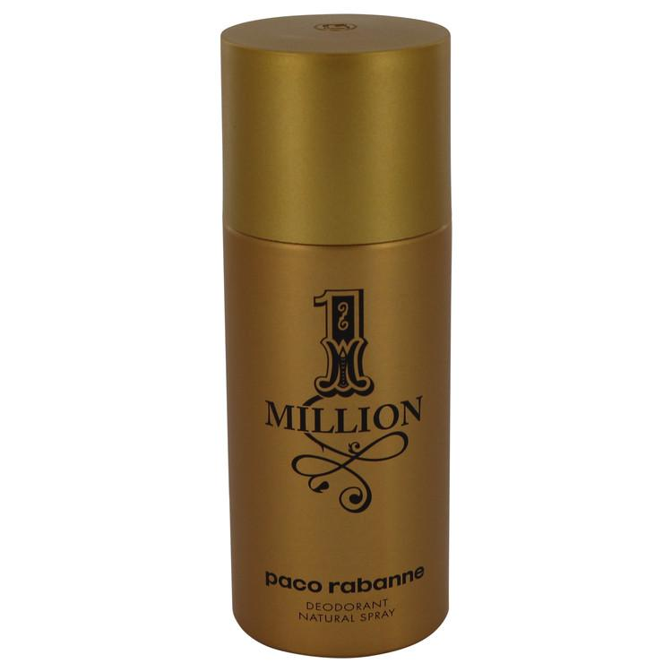 1 Million by Paco Rabanne Deodorant Spray 5 oz for Men - Oliavery