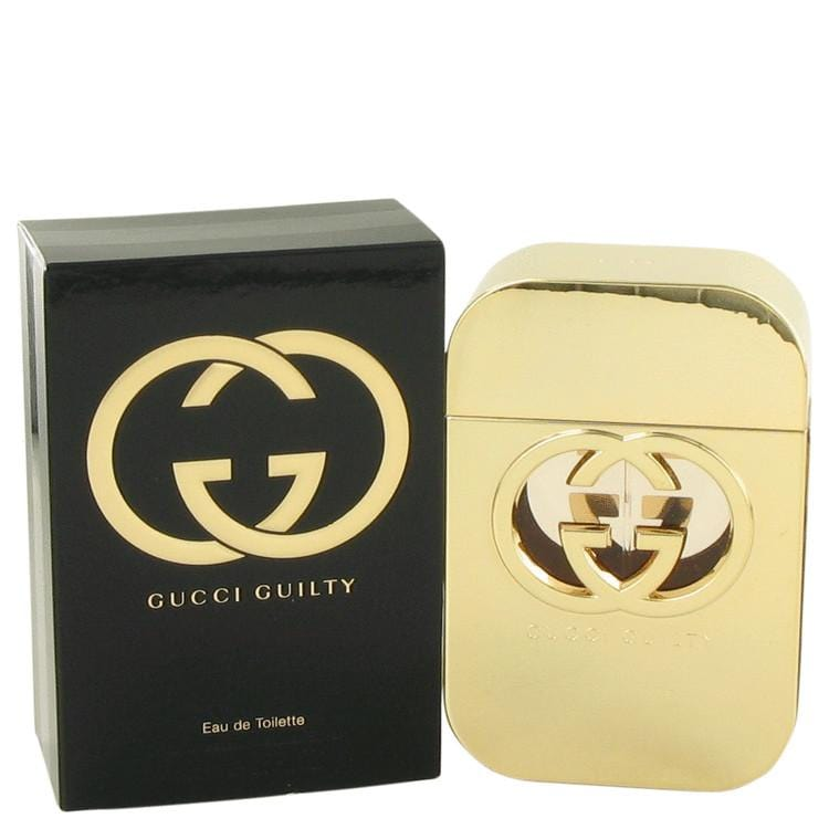 Gucci Guilty by Gucci Eau De Toilette Spray for Women - Oliavery