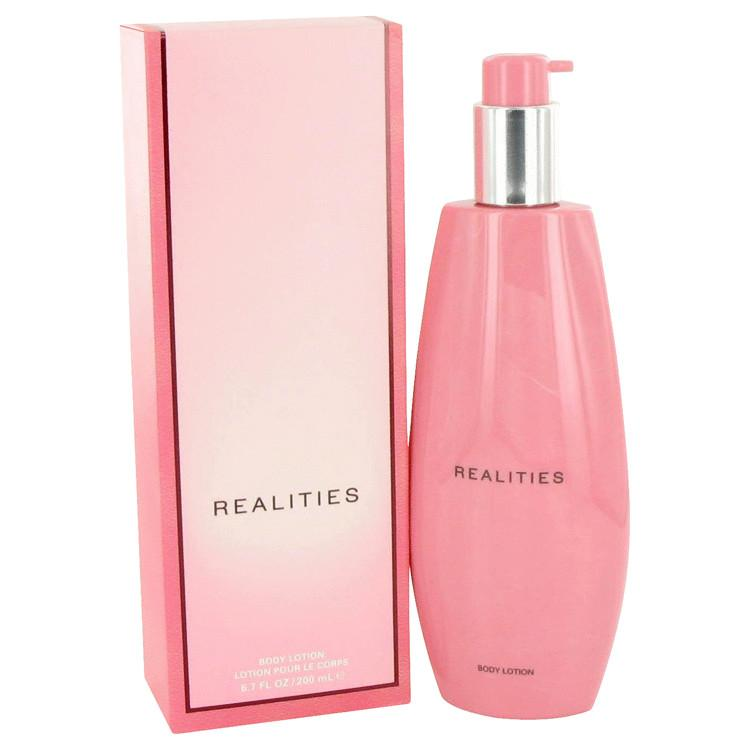 Realities (New) by Liz Claiborne Body Lotion oz for Women