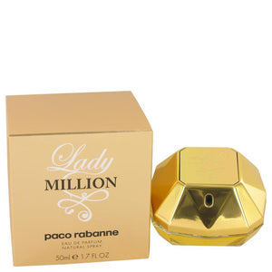 Lady Million by Paco Rabanne Eau De Parfum Spray for Women - Oliavery