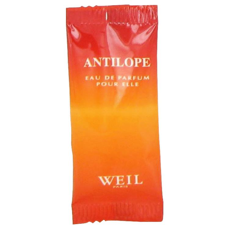 Antilope by Weil Vial (sample) .05 oz for Women - Oliavery