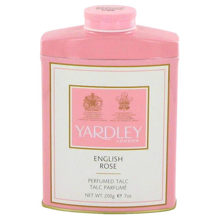 English Rose Yardley by Yardley London Talc 7 oz for Women