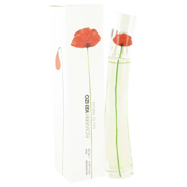kenzo FLOWER by Kenzo Eau De Parfum Spray Refillable 1.7 oz for Women - Oliavery